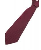 HERMES(エルメス)の古着「ネクタイ」 ボルドー