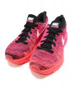 NIKE(ナイキ)の古着「WMNS NIKE FLYKNIT MAX」|ピンク