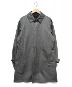 UNITED ARROWS(ユナイテッド アローズ)の古着「UADB 3WAYステンカラーコート」|グレー