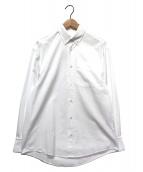 GOLDEN GOOSE DELUXE BRAND(ゴールデングースデラックスブランド)の古着「ボタンダウンシャツ」|ホワイト