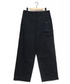 THE NERDYS(ザナーディーズ)の古着「SAILOR pants」|ネイビー