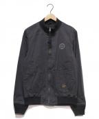 NEIGHBORHOOD(ネイバーフッド)の古着「TANKERS/C-JKT」|ブラック