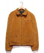 A.P.C.(アーペーセー)の古着「コーデュロイスイングトップ」|ブラウン