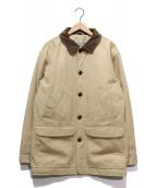 L.L.Bean(エルエルビーン)の古着「中綿ハンティングジャケット」|ベージュ