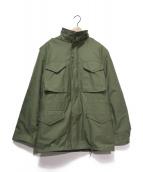 MIL-TEC(ミルテック)の古着「US Style M65 Field Jacket M65」 カーキ