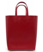 CELINE(セリーヌ)の古着「カバ・スモール2WAYバッグ」|レッド