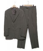 BEAMS F(ビームスエフ)の古着「3Bセットアップスーツ」 ブラウン