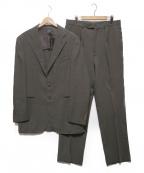 BEAMS F(ビームスエフ)の古着「3Bセットアップスーツ」|ブラウン