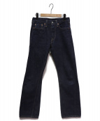FULLCOUNT(フルカウント)の古着「1108NEW STRAIGHTデニムパンツ」|インディゴ