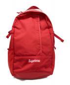Supreme(シュプリーム)の古着「Cordura Backpack」|レッド