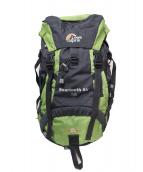 Lowe Alpine(ロウアルパイン)の古着「Beartooth Air 35 Pack」|ブラック×グリーン