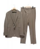 blazers bank.com(ブレイザーズバンク)の古着「セットアップスーツ」|ブラウン