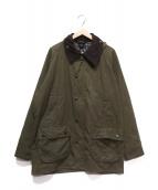 Barbour(バブアー)の古着「CLASSIC BEDALEオイルドジャケット」|オリーブ