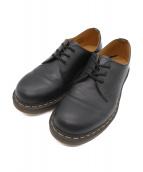 Dr.Martens(ドクターマーチン)の古着「1461 3EYE GIBSON SHOE」|ブラック
