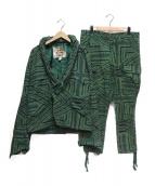 PHENOMENON(フェノメノン)の古着「M65セットアップ」|オリーブ