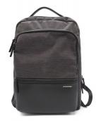 ZERO HALLIBURTON(ゼロハリバートン)の古着「Lightweight Business Backpack」|グレー