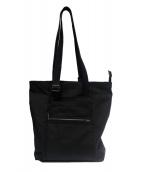 TUMI(トゥミ)の古着「ナイロントートバッグ」 ブラック