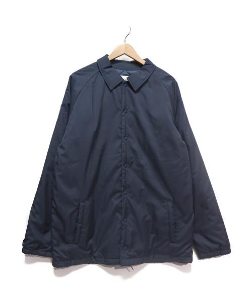 NANGA(ナンガ)NANGA (ナンガ) ダウンコーチジャケット ネイビー サイズ:XLの古着・服飾アイテム