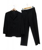Paul Smith COLLECTION(ポールスミスコレクション)の古着「3ピーススーツ」|ブラック