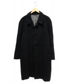 Christian Dior MONSIEUR(クリスチャン ディ オール ムッシュ)の古着「カシミヤステンカラーコート」|グレー