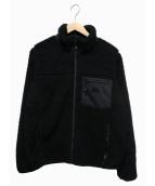 SHIPS×KELTY(シップス×ケルティ)の古着「レトロボアフリースジャケット」|ブラック