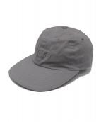 TATRAS(タトラス)の古着「STRADA EST Exclusive CAP」|グレー