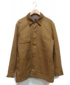 Wrangler(ラングラー)の古着「ブランケットライナーハンティングジャケット」|ブラウン