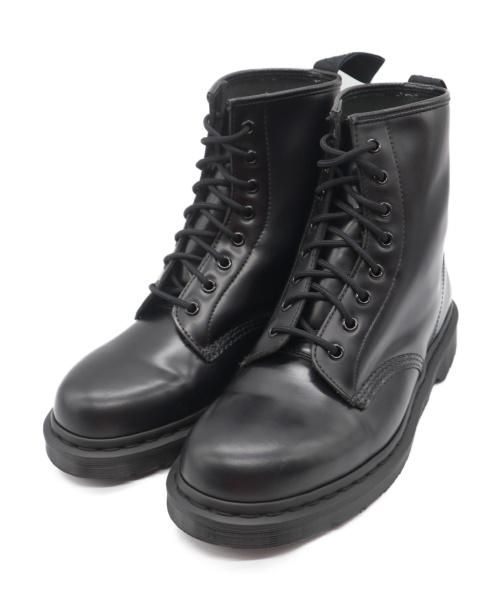 Dr.Martens(ドクターマーチン)Dr.Martens (ドクターマーチン) 1460MONO 8ホールブーツ ブラック サイズ:UK9 定価24.000円+税の古着・服飾アイテム