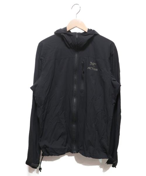 ARCTERYX(アークテリクス)ARCTERYX (アークテリクス) Squamish Hoody ブラック サイズ:Sの古着・服飾アイテム