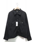 LEE×B:MING by BEAMS(リー×ビーミングバイビームス)の古着「別注 SOLOTEX(R) 70s ジャケット」|ブラック