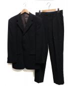 Paul Smith London(ポールスミスロンドン)の古着「3Bセットアップスーツ」|ブラック