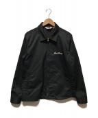 ()の古着「スイングトップ」 ブラック