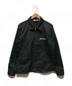 BEN DAVIS(ベンデイビス)の古着「スイングトップ」|ブラック