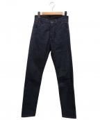 LEVIS VINTAGE CLOTHING(リーバイスヴィンテージクロージング)の古着「606 1965復刻デニムパンツ」|インディゴ