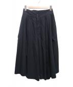 ZUCCA(ズッカ)の古着「サルエルワイドパンツ」|ブラック