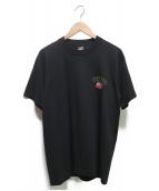 90'S MICHAEL JACKSON(90'Sマイケルジャクソン)の古着「90'S ツアーTシャツ」 ブラック