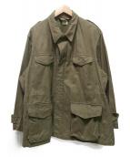 FRENCH ARMY(フレンチアーミー)の古着「M47フィールドジャケット」|オリーブ