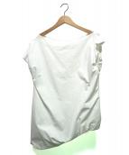 ELIN(エリン)の古着「cotton puffy po」|ホワイト