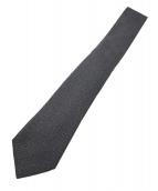 GUCCI(グッチ)の古着「GG総柄ネクタイ」|グレー