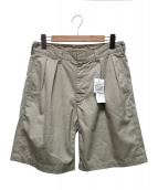 nanamica(ナナミカ)の古着「Chino Shorts」|ベージュ