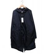 nanamica(ナナミカ)の古着「Packable Shell Coat」|ネイビー