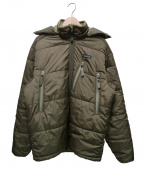 Patagonia()の古着「00'S PUFF JACKET」|オリーブ