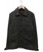 TENDERLOIN(テンダーロイン)の古着「T-BROWN BEACHジャケット」|グレー