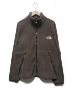 THE NORTH FACE(ザノースフェイス)の古着「POLARTECフリースジャケット」 ブラウン