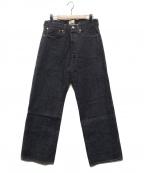 PHERROWS(フェローズ)の古着「500 20s Cinch Back Jeans」|インディゴ