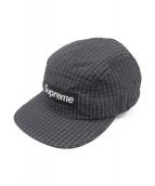SUPREME(シュプリーム)の古着「Contrast Ripstop Camp Cap」|グレー
