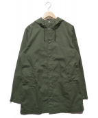 Columbia(コロンビア)の古着「Morrison Rock Long Jacket」|カーキ