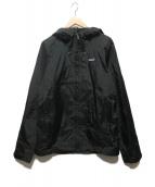 ()の古着「トレントシェルジャケット」|ブラック