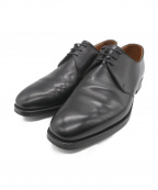 Lloyd footwear(ロイドフットウェア)の古着「プレーントゥシューズ」|ブラック