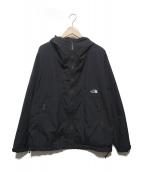 THE NORTH FACE(ザノースフェイス)の古着「コンパクトジャケット」 ブラック